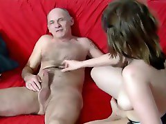 OLD PERVERT GERMAN FUCKS A LEGAL TEEN - AMATEUR  -B$R