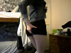 18 year old crossdresser tight jean shorts