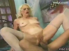 Mature bitch fucked hardcore in the ass