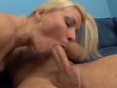 This slut Helena White does everything imaginable to a hard cock