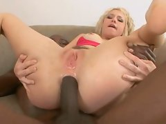Proxy Paige has her dirty poesy filled up with some man meat, and loves it