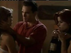 Denise Richards & Neve Campbell - Motel Scene