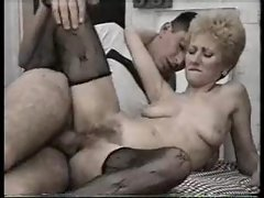 Mature getting fucked