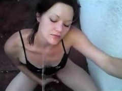 Piss: wife enjoys my piss