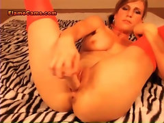 MILF Deep Throat And Fucking