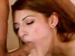 Redhead beauty pornstar Lexi Bloom making love passionately