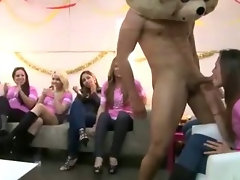 Dancingcock Hard Cock Blowjob Party