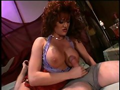 Hot Cougar Renee Larue Banging In Heels