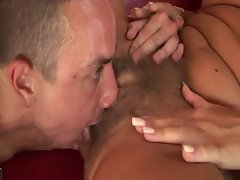 Hairy Mature Is Willing To Do It All By TROC
