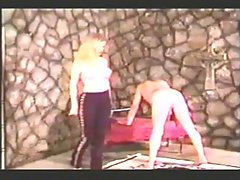 Amber Full Caning