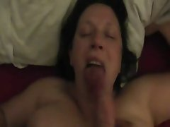 Wife Loves His Cum