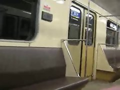 rus Public Masturb PARK Train FUCKS Cum GIRLS 45 - NV
