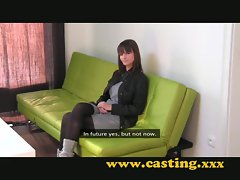 Casting - Breasts that have to be seen to be believed