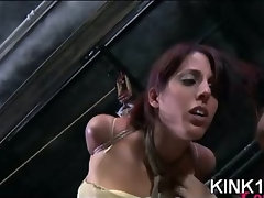 Beautiful Tits in Bondage