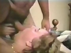 Chubby amateur wife gets a liking and stuffing by her husband