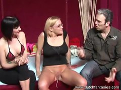 Dutch Fantasy Threesome