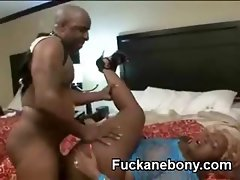 Guy Pounding Big Black Ass BBW Ebony