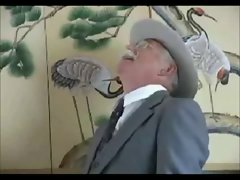 micboc's grandpas video collection - Fatty Licks Grandpa