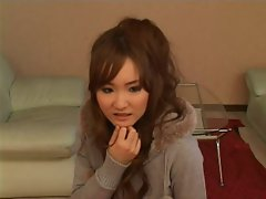 Sensual japanese actress shoot turns into porn no English subs