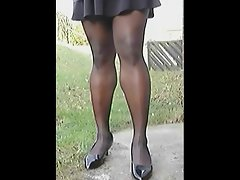 Mini Upskirt Stockings 060xh