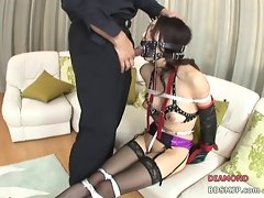 extreme fetish bound and extreme mouth bound