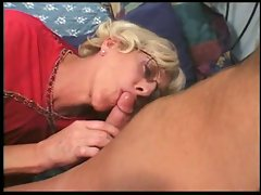 Hot Mature CD Gets Fucked II