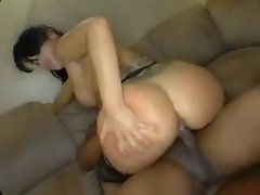 HUGE ASS Latina Olivia O&amp,#039,Lovely gettin that BBC!