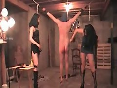 suspension and spanking