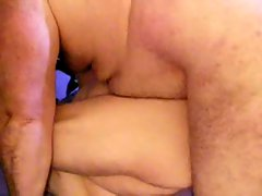 BBW and Bear Creampie