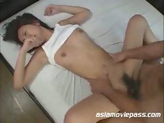 Hardcore asian sex and toy action with aoki rei