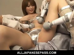 Japanese cum all over this body