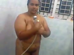 Sexy & Hot South Indian Aunty's Bath Scene