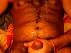 Indian guy wanks