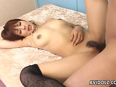 Horny chick Rin Yuuki loving this hardcore sex