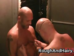 Bryan Knight and Snake Stone stroking part6