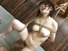 extra gorgeous asian bondage