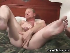 Gay bear alluring for an butt grinding but part6