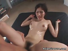 Bigtits perfect asian Nayuka gets her part5