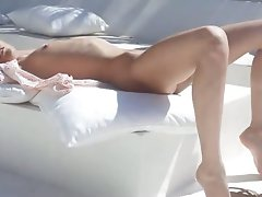 enchanting dream of lovely wow tempting blonde
