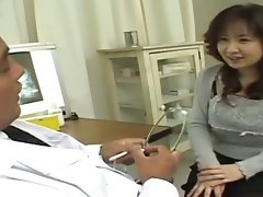 korean doctor and korean stunning anal