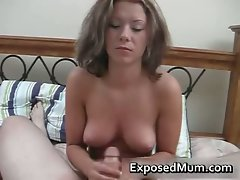 Titty a hard throbbing dick with KY jelly part3