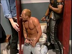 Attractive Glory Hole Practice