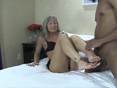 Ronnie's Very first Foot Job TRAILER